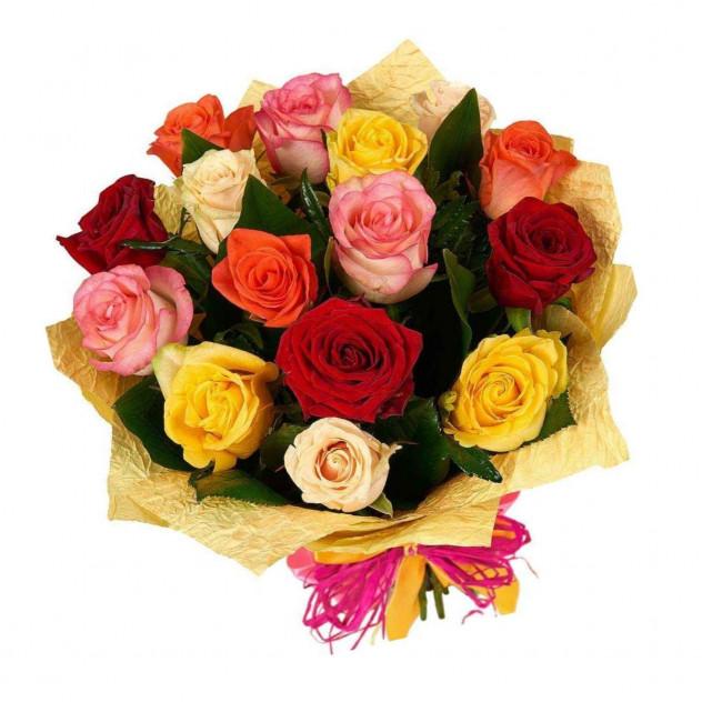 Букет из роз № 3